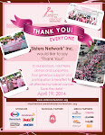 SISTERS BREAST CANCER AWARENESS  NETWORK