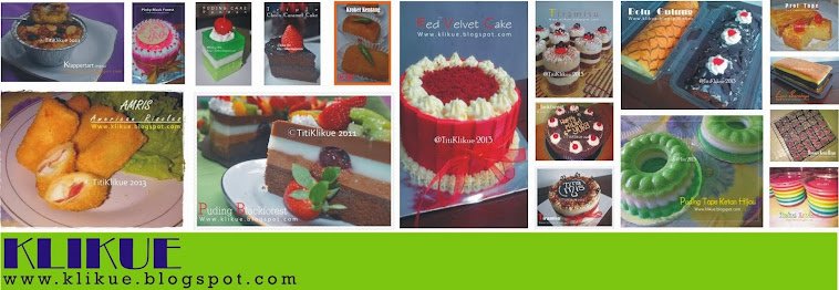 KLIKUE - Balikpapan Cakes and Puddings Online Shop