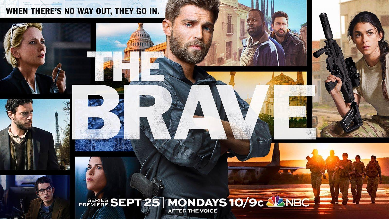 The Brave: 1×9