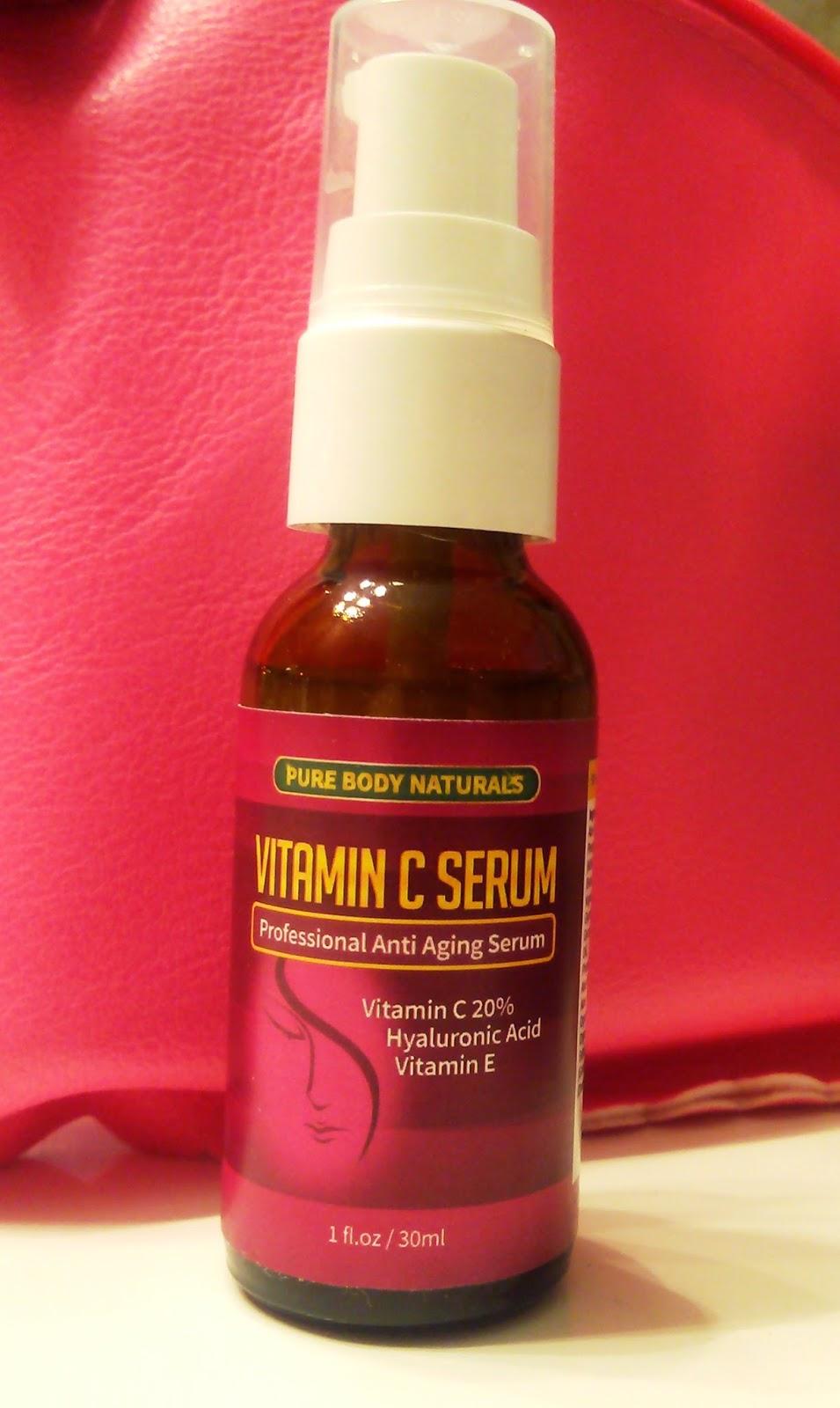 Vitamin C Anti-Aging Serum Review