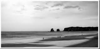 Playa en soledad para Cosas que siento