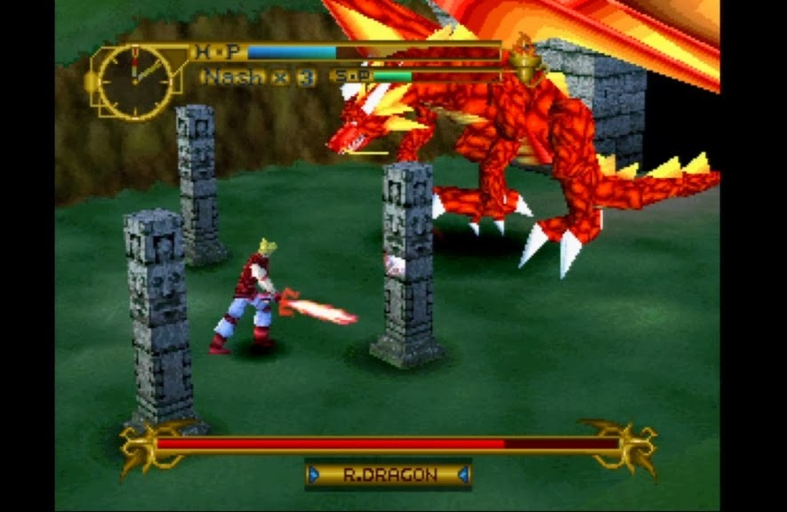 Lucifer Ring PlayStation One Classic