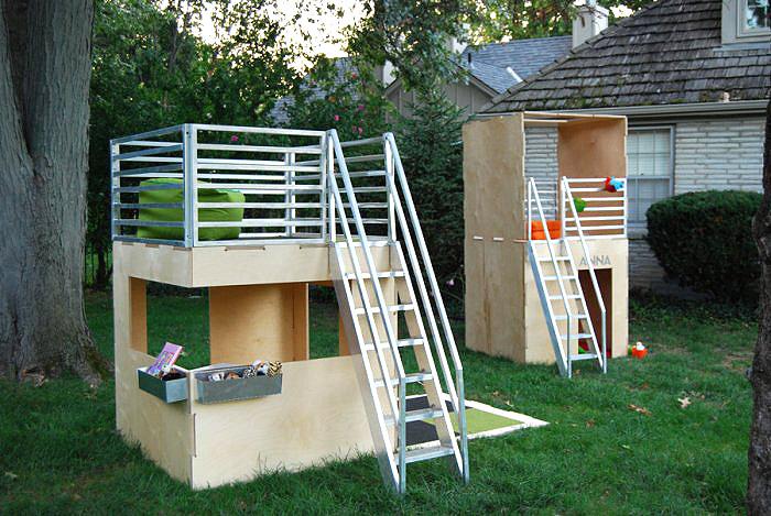 Modular Cat House