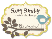 Sweet Sunday Sketch Challenge