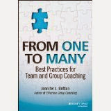 My latest book - From One to Many: Best Practices for Team & Group Coaching