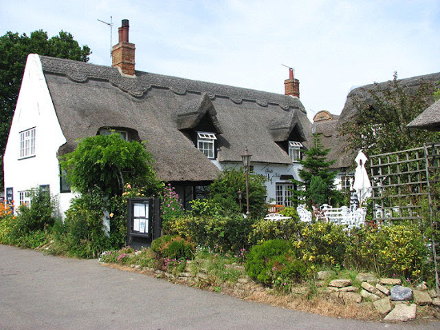 Horning: Ancient village