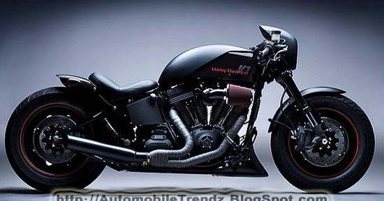 Automobile Trendz Harley Davidson Night Train