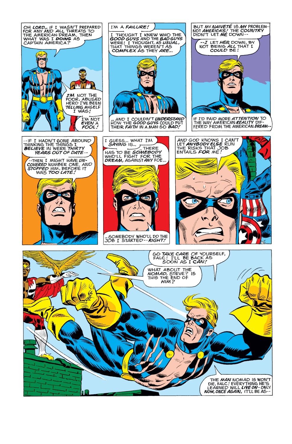 Captain America (1968) Issue #183 #97 - English 18
