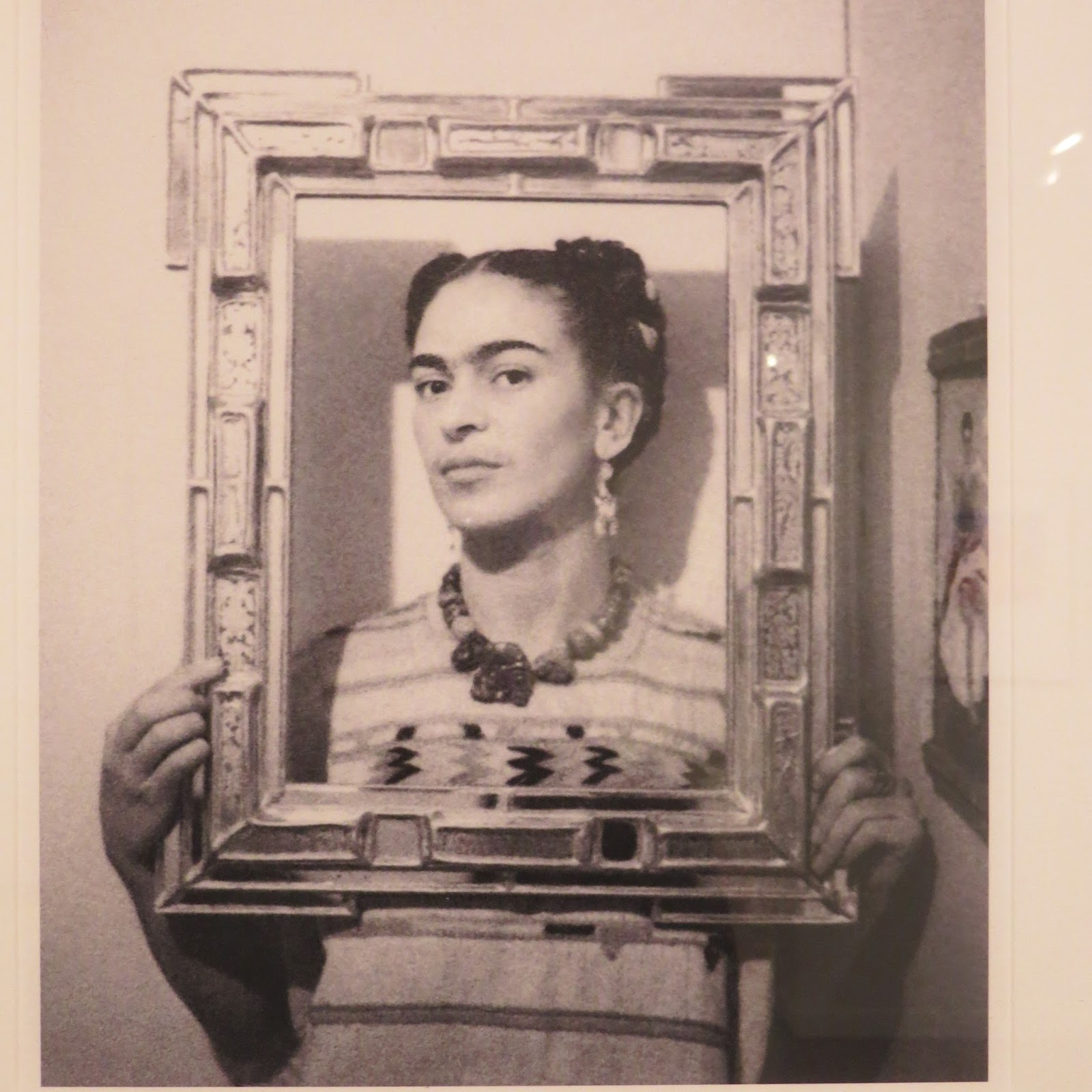 a journey through the eyes of frida kahlo This painting, self portrait in a velvet dress, is one of firda kahlo's early portraitsthis portrait implied the emotional tension as well as showing with her other paintings.