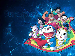 Wallpaper Doraemon High Resolution HD Android Desktop