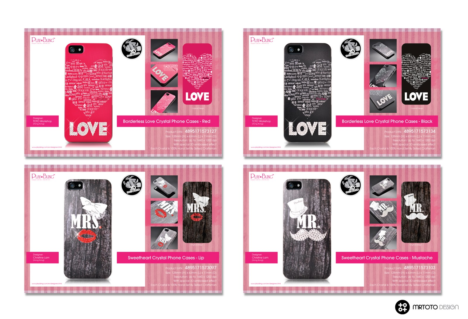 TOTO Workshop: Play Bling Catalogue Layout Design 2013 ...