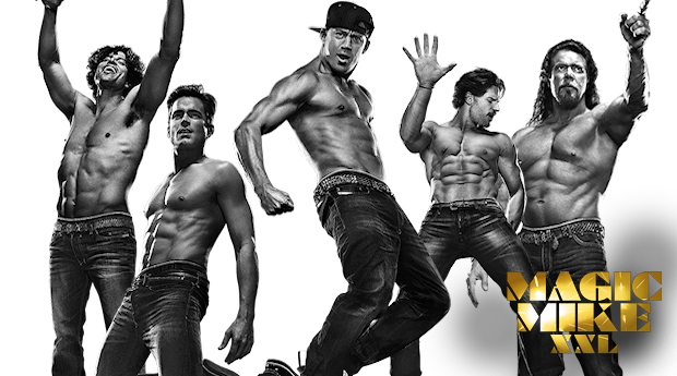 The Men Of 'Magic Mike XXL' Grace New Poster