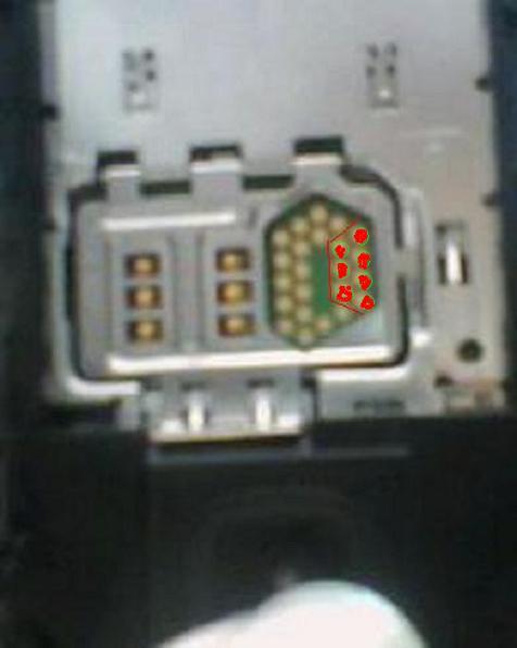 Nokia2690 pinout solution