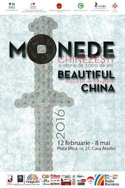 Monede chinezești - o istorie de 3000 de ani; BEAUTIFUL CHINA