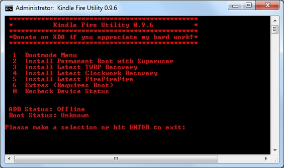 How to Install Android 4.2 on the original Amazon Kindle Fire
