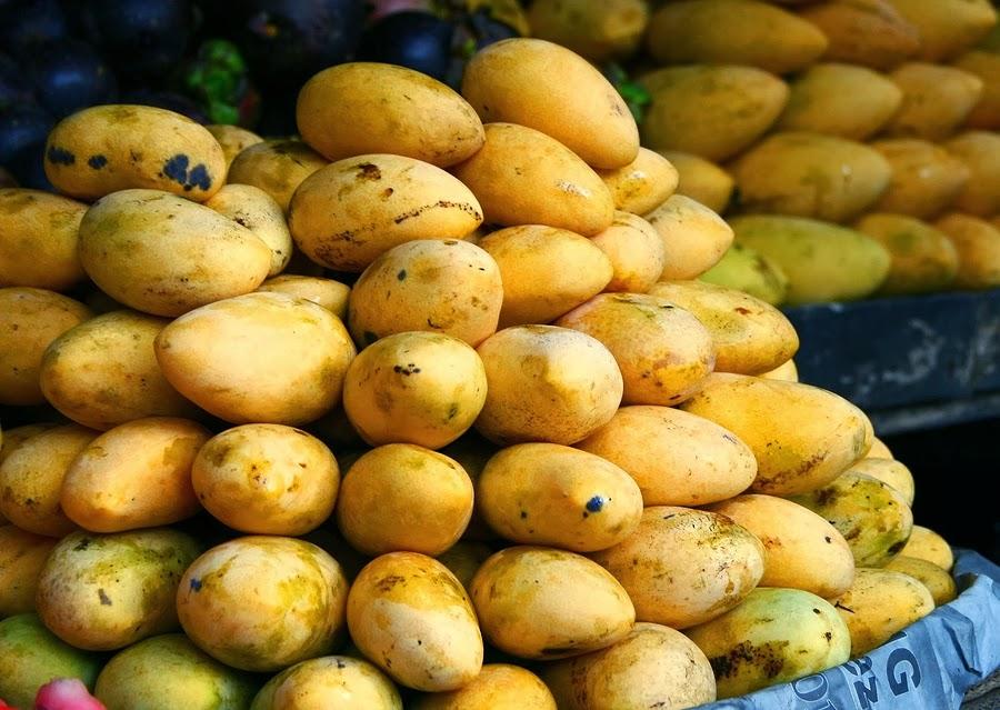 Delicious Tropical Mango