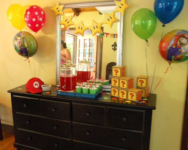 1 Birthday Decoration at Home