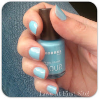 KORRES SS13 Colour Pop Collection Swatches