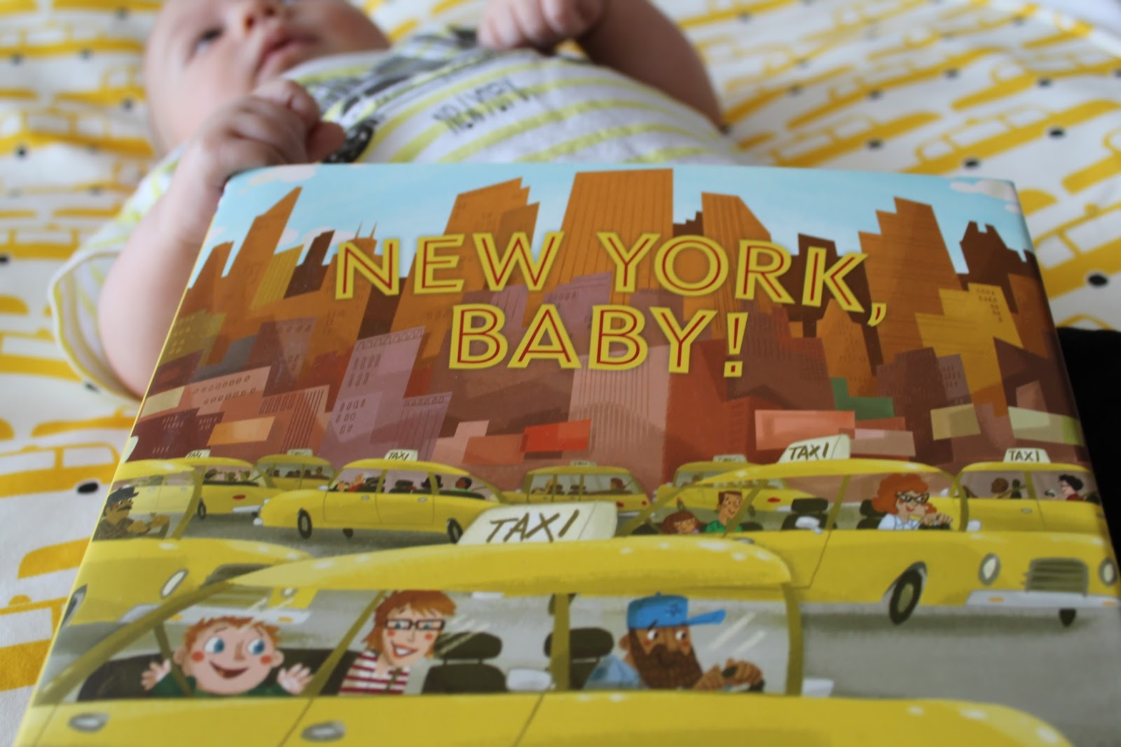 New York, Baby Book