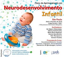 Curso de Aprimoramento em Neurodesenvolvimento Infantil - Edição SP