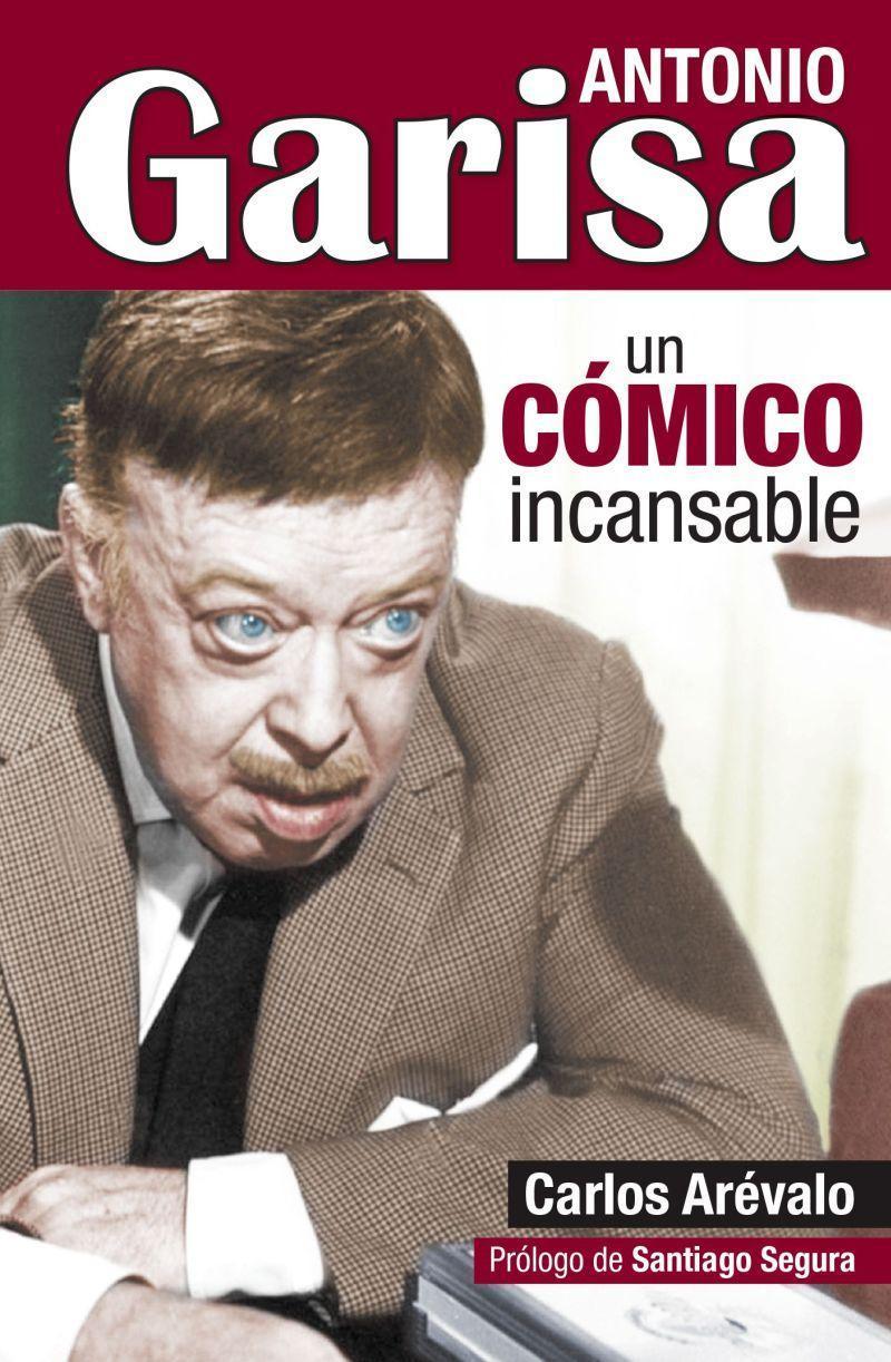 Biografía de Antonio Garisa