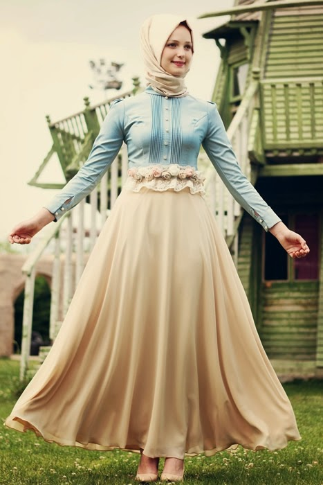 elegant-turkish-dress-hijab