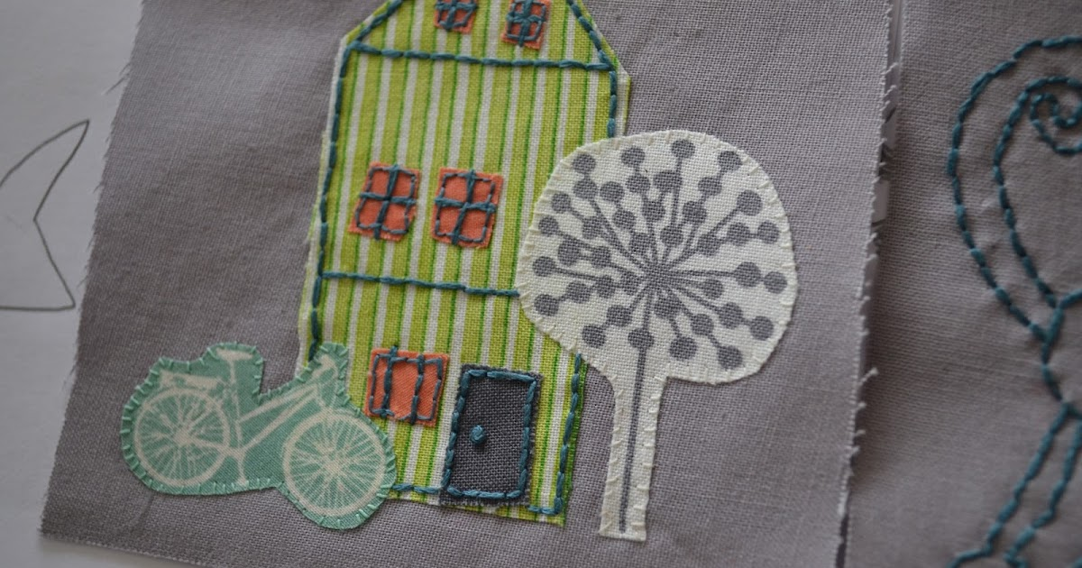 kitchen table sewing baby quilt update 2