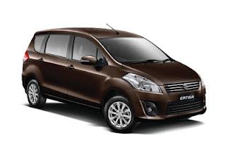 Harga dan Spesifikasi Lengkap Mobil Suzuki Ertiga