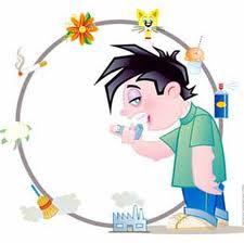 mengatasi asma