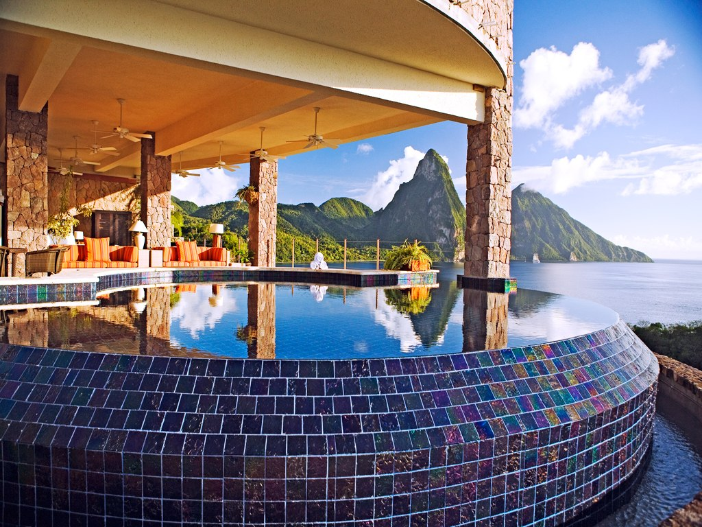 Hotels With Most Beautiful Terraces