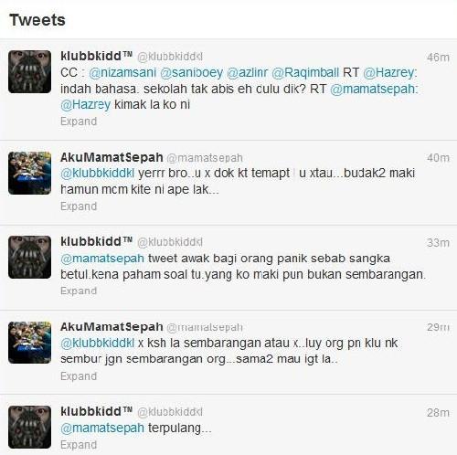 Mamat Sepah Berhenti Guna Twitter Selepas Insiden Penyebaran Gambar Kemalangan Zed Zaidi