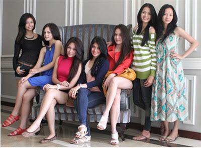 Profil Biodata Micel (Girlband)