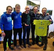 GANADOR TRAIL SERIES 2017 VETB. 2º Ctº y 3º Copa en VET2  Federación Montaña Carreras Cantabria