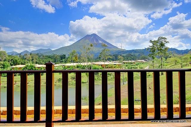 Hotel Arenal Springs, Kosta Rika