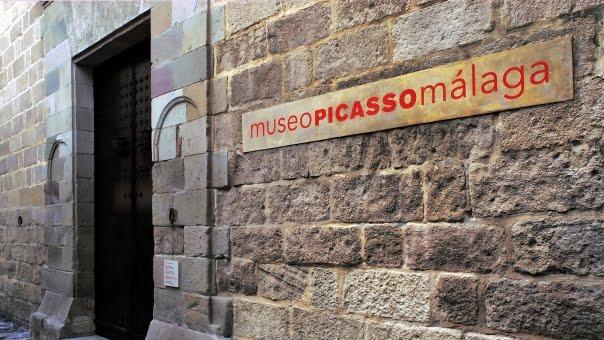 Enlace Museo Picasso de Málaga