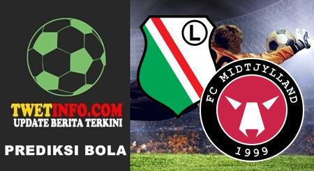 Prediksi Legia Warszawa vs Midtjylland