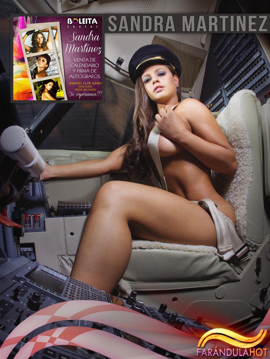 Fotos de calendario 2012 sandra martinez 14
