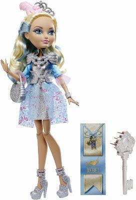 JUGUETES - Ever After High Darling Charming | Muñeca - Doll Toys | Producto Oficial 2015 | Mattel | A partir de 6 años