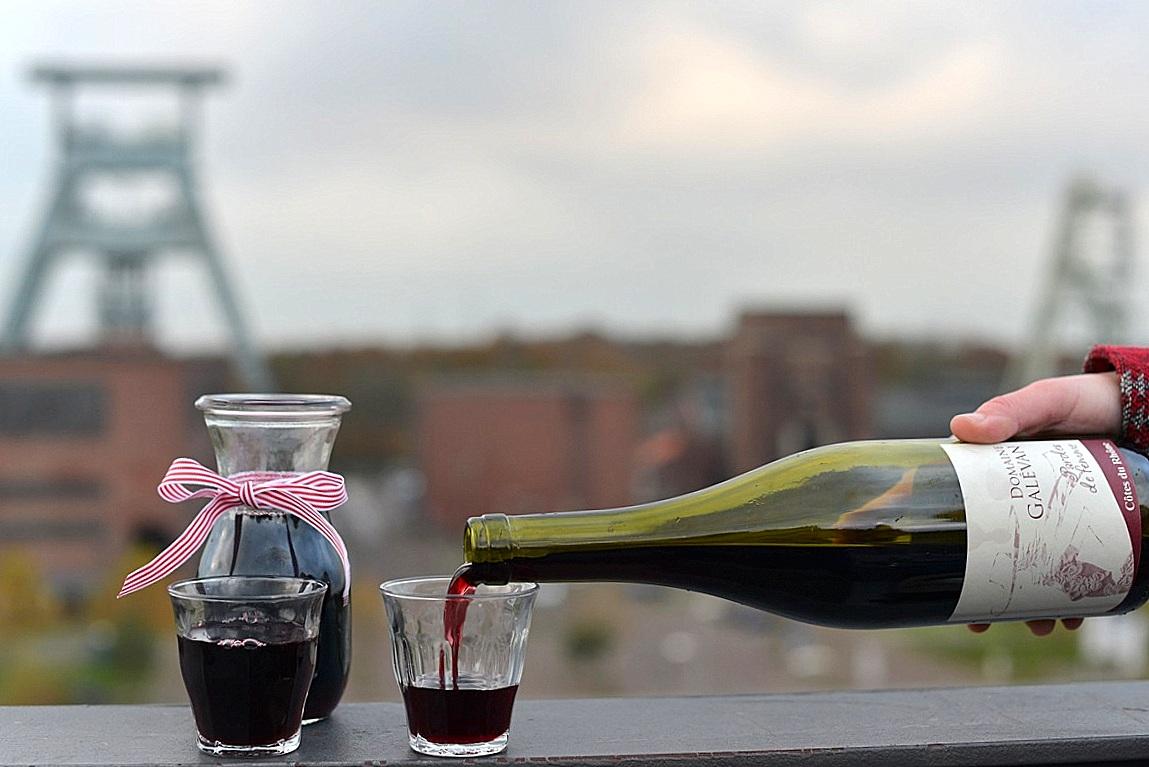 Rotwein im Ruhrgebiet