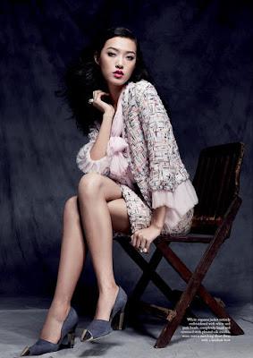 Modelos Famosas De China Du Juan