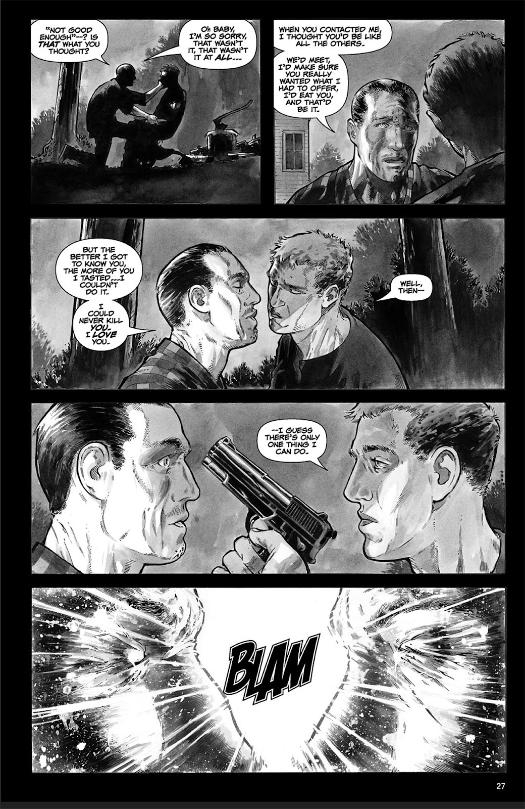 Creepy (2009) Issue #4 #4 - English 29