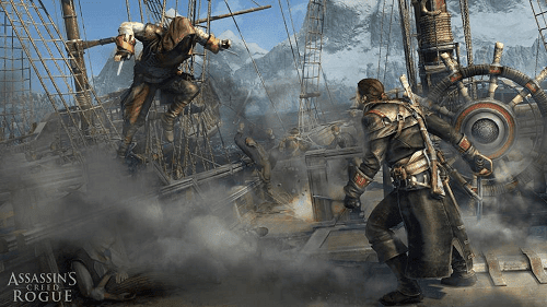 Assassin's Creed Rogue Full Version PC 2