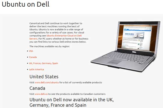 ubuntu dell pc