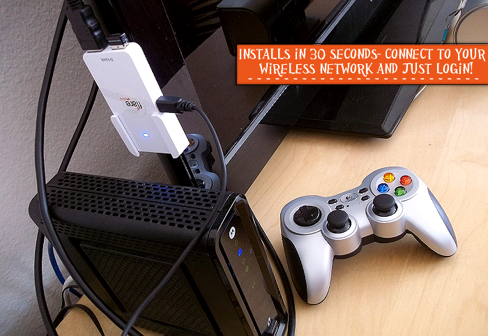 Flare Play Gaming System