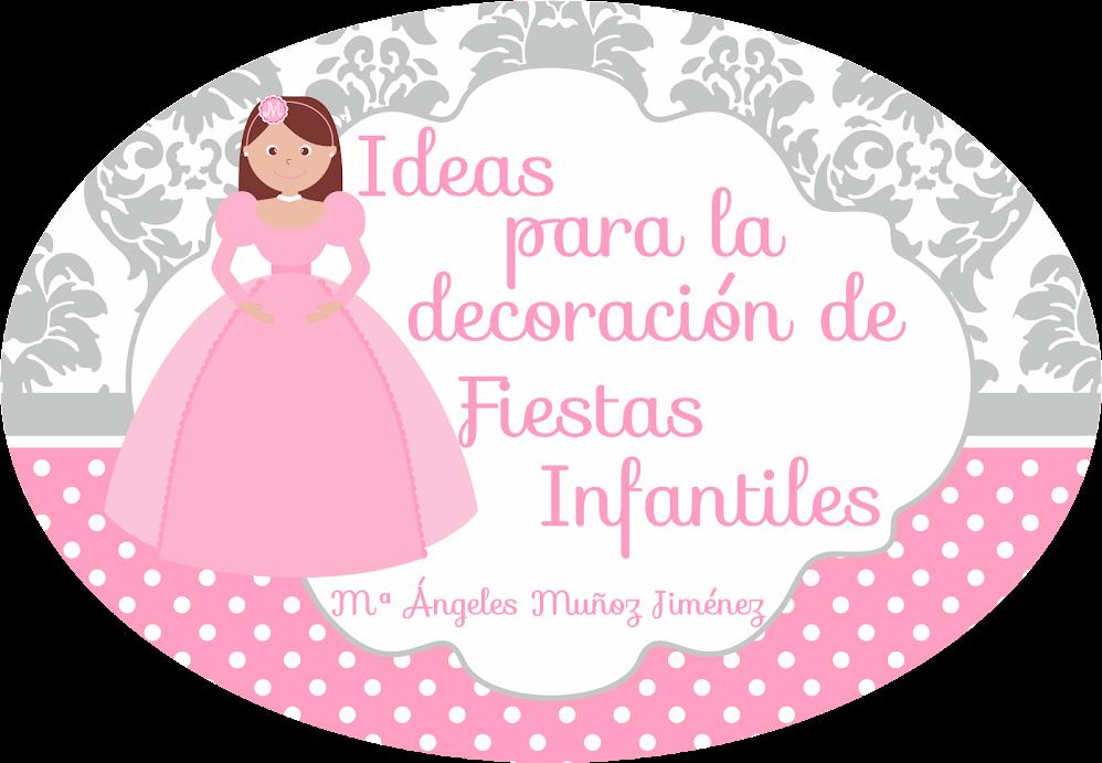 Ideas para la decoración de Fiestas Infantiles