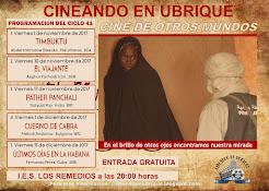 """Ciclo actual """"Cine de otros mundos"""""""