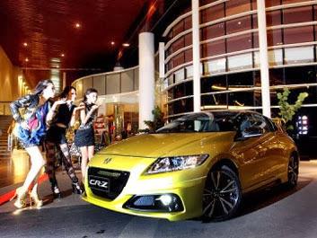 Kredit Honda CR-Z Bandung