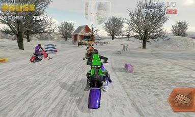Snowbike Racing 1.0 APK Download-i-ANDROID