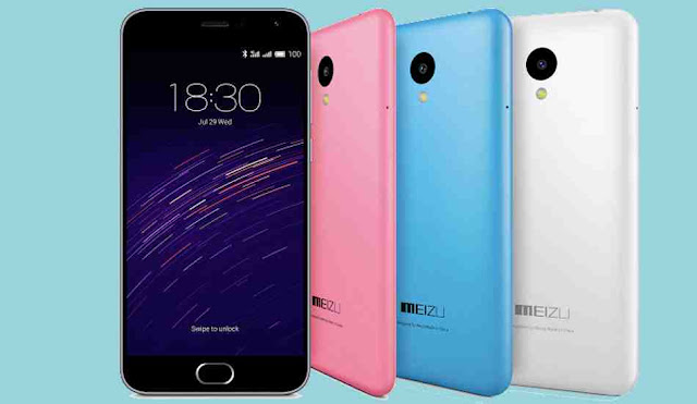 Meizu M2 Launched in India Rs.6999/- with HD Display
