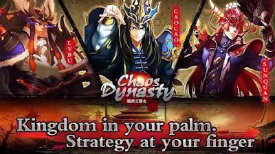 Chaos Dynasty MOD APK Versi terbaru
